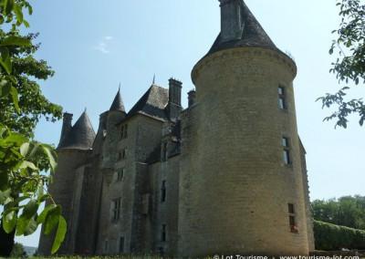 Château de Montal - Lot - Midi-Pyrénées
