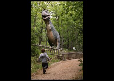 Préhisto Dino Parc - Lot - Midi-Pyrénées