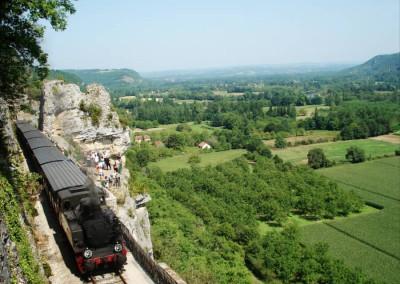 Train à Vapeur de Martel - Lot - Midi-Pyrénées