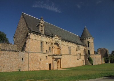 Château d'Assier - Lot - Midi-Pyrénées