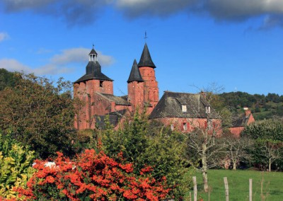 Collonges-la-rouge - Corrèze - Limousin