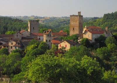 Village de Cardaillac - Lot - Midi-Pyrénées