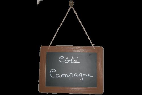 Chambres d'hôtes La Chomiarde dans le Lot (46) - Chambre côté Campagne