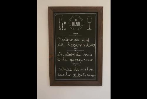 Chambres d'hôtes et Table d'hôtes - La Chomiarde dans le Lot (46) Midi-Pyrénées