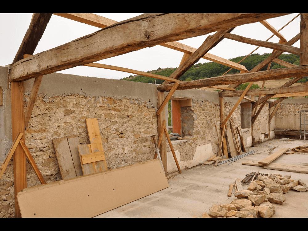 Chaînage en béton armé 08-2015