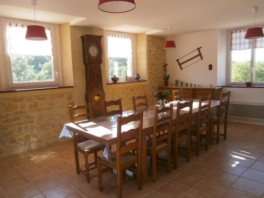 Tarifs - Chambres d'hôtes et table d'hôtes dans le Lot (46) Midi-Pyrénées - La Chômiarde