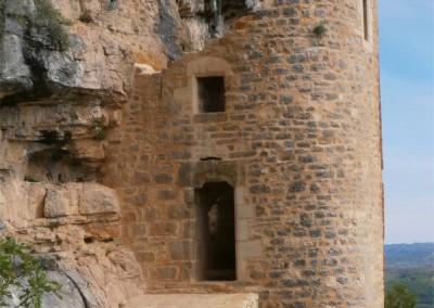 Château des Anglais à Autoire - Lot - Midi-Pyrénées