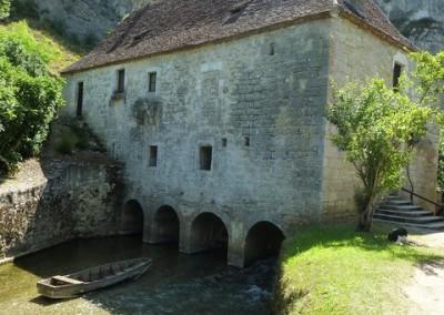 Moulin de Cougnaguet - Lot - Midi-Pyrénées