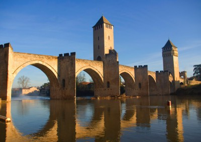 Pont Valentré - Cahors - Lot - Midi-Pyrénées