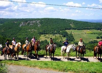Le centre equestre de Saint-Céré - Lot - Midi-Pyrénées