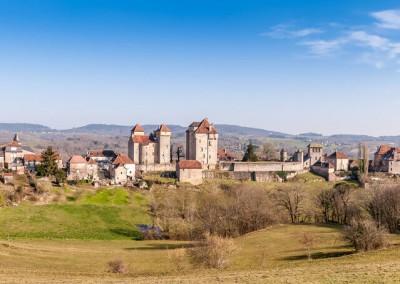 Curemonte - Corrèze - Limousin