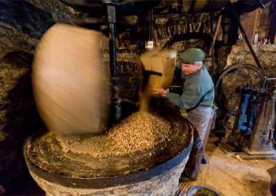 Moulin à huile de noix à Martel - Lot - Midi-Pyrénées