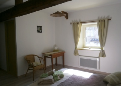 Chambre d'hôtes Midi-Pyrenees Lot (46) côté Zen - La Chômiarde